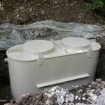 Осветление канализационных стоков